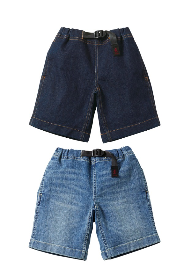 KIDS DENIM G-SHORTS
